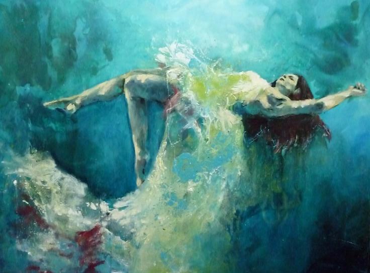 Invitation | 40 x 30 | Oil on Canvas | $1100